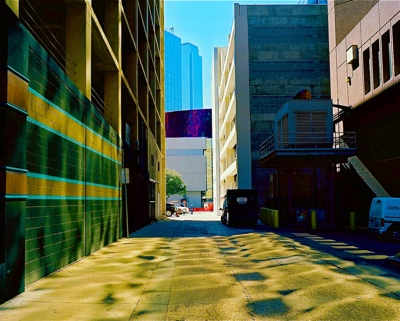Alleyway - North Harwood Street | Dallas TX | 2013
