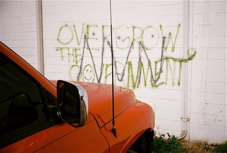 OVERGROW THE GOVERNMENT | Augusta GA | 2012